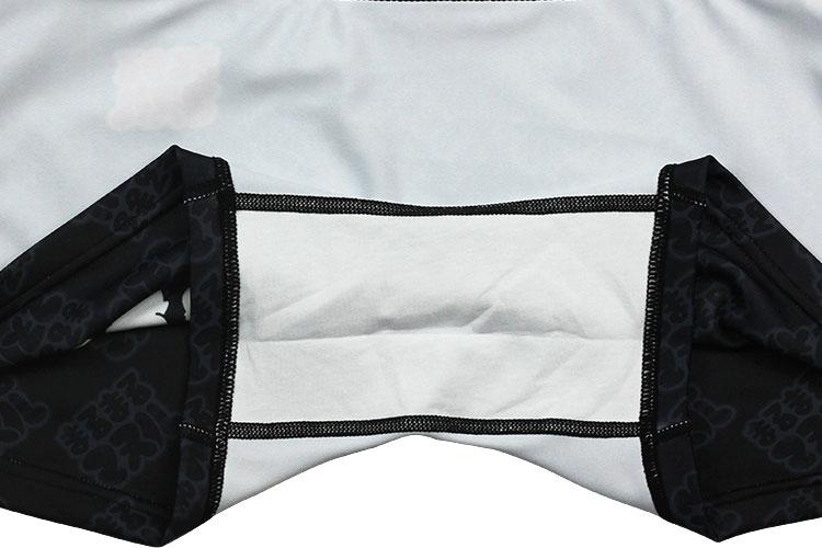 DARKSHINY ×まるまるマヌル コラボ ユニセックスボクサーパンツ - マヌル黒
