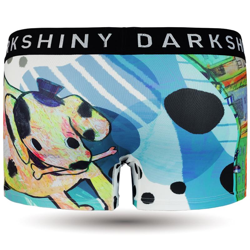 DARKSHINY ×oharasou 大原そう コラボ ユニセックスボクサーパンツ - LOVERY DAYS! ラブリーデイズ