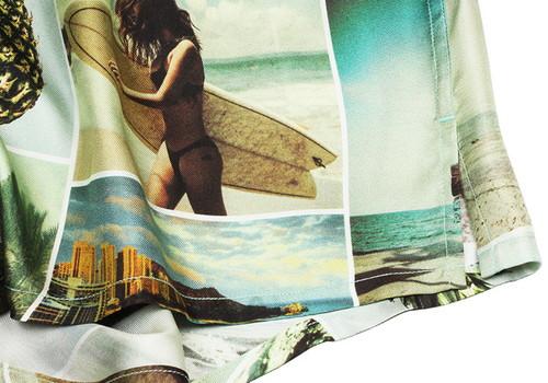 メンズ シルクトランクス - SUMMER PHOTOGRAPH サマーフォトグラフ