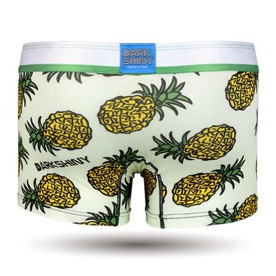 Men's Boxer Pants - Pineapple