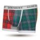 メンズ スウェットボクサーパンツ - BUFFALO PLAID Printing2 バッフォローチェック