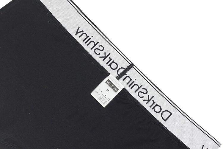 レディース コットンクラシック ボクサーパンツ - Black ブラック