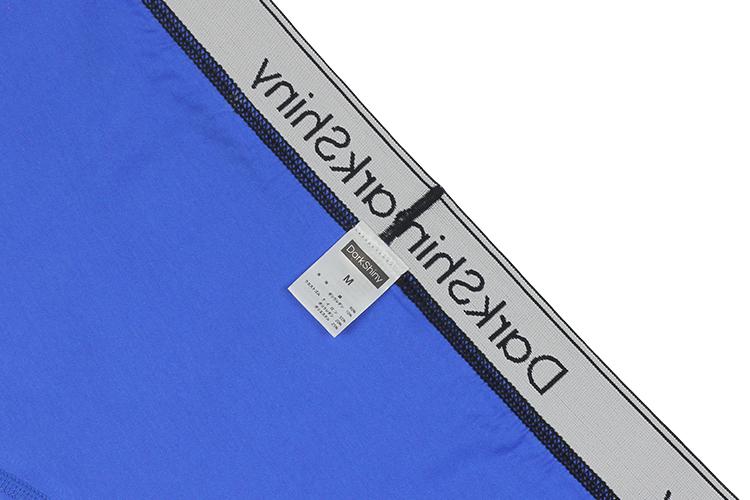 レディース コットンクラシック ボクサーパンツ - Blue ブルー