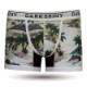 メンズ スウェットボクサーパンツ - PALM ISLAND Beige パームアイランド ベージュ
