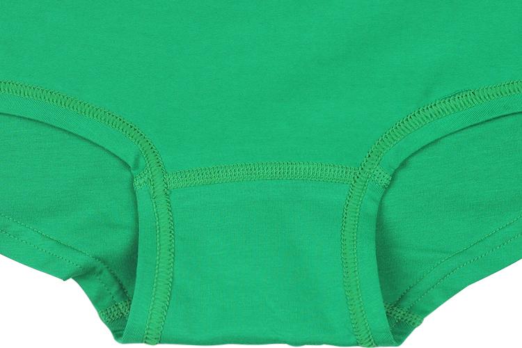 レディース コットンクラシック ボクサーパンツ - Green グリーン