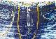 DARKSHINY×YOSISTAMP ヨッシースタンプ コラボ メンズマイクロボクサーパンツ - DENIM デニム