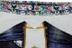 DARK SHINY ×YOSISTAMP ヨッシースタンプ コラボ レディースボクサーパンツ - DENIM デニム