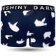 DARKSHINY ×しばさな コラボ ユニセックスボクサーパンツ - ペンギン