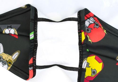 レディースボクサーパンツ DOG HEROS ドッグヒーローズ