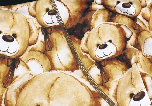 Men's Micro Boxerpants TEDDY BEAR