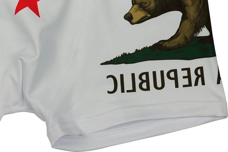 Men's Micro Boxerpants -CALIFORNIA BEAR