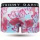 DARKSHINY × Jin1eskimo コラボ ユニセックスボクサーパンツ - WOW