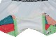 DARKSHINY × フクザワ コラボ ユニセックスボクサーパンツ - もぐもぐドーナツ