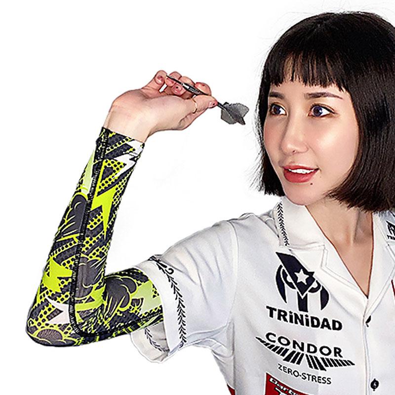 TRiNiDAD(トリニダード) アームサポーター MOMO シュウ・モモ選手モデル (ダーツ ボディサポート)