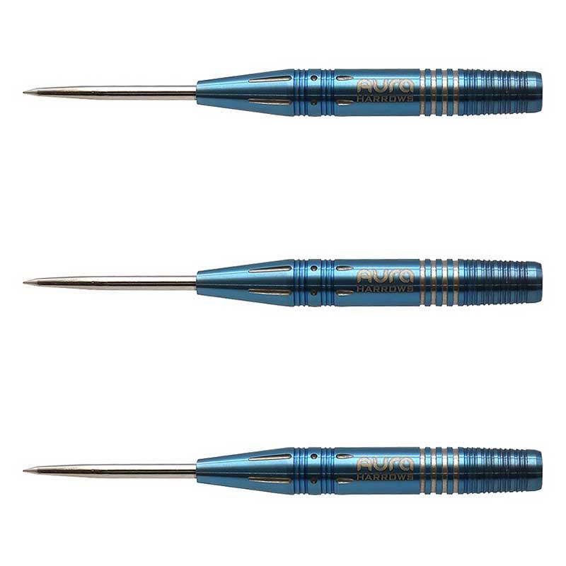 Harrows(ハローズ) AURA(オーラ) 95% A1 25gR STEEL (ダーツ バレル)