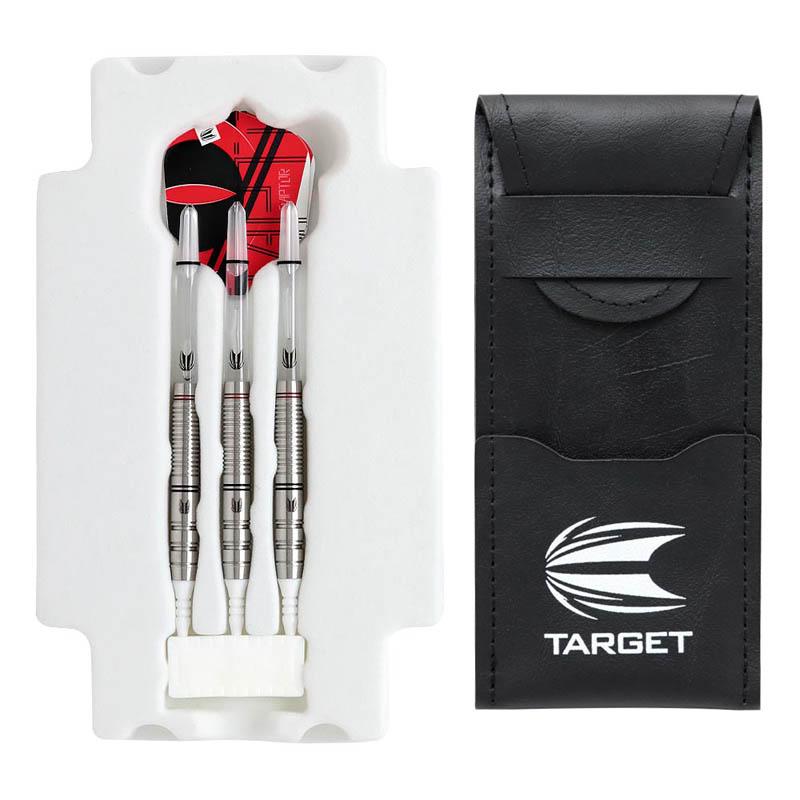 TARGET(ターゲット) RAPTOR G2 80(ラプター ジェネレーション2 80) 2BA <210164> 西谷譲二選手モデル (ダーツ バレル)