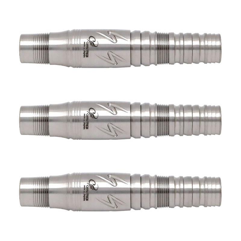 COSMO DARTS(コスモダーツ) 96(クロ) 2BA  【バレルのみ】 黒瀧摩紀選手モデル (ダーツ バレル)