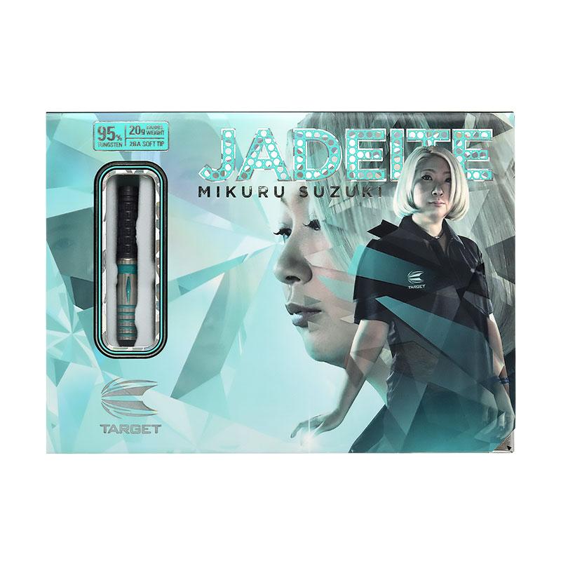 TARGET(ターゲット) JADEITE(ジェダイト) 2BA <100745> 鈴木未来選手モデル  (ダーツ バレル)