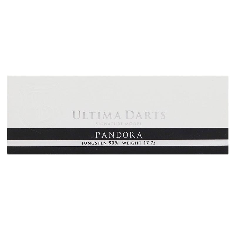 Ultima Darts PANDORA【Maicoモデル】 【ダーツ】【バレル】