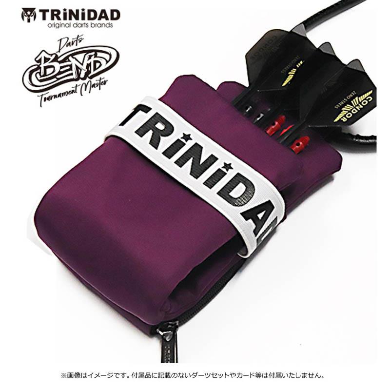 TRiNiDAD(トリニダード) ダーツケース BEND(ベンド) (ダーツ ケース)