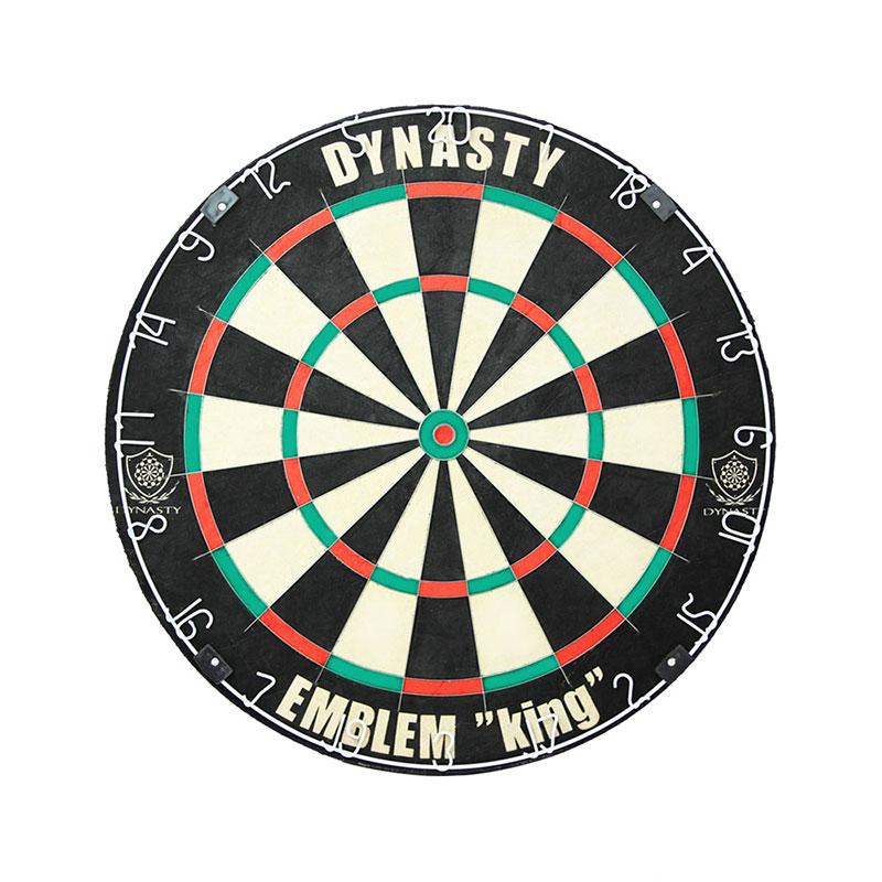 DYNASTY(ダイナスティー) EMBLEM KING(エンブレムキング) type-N【451】 (ダーツ ボード)