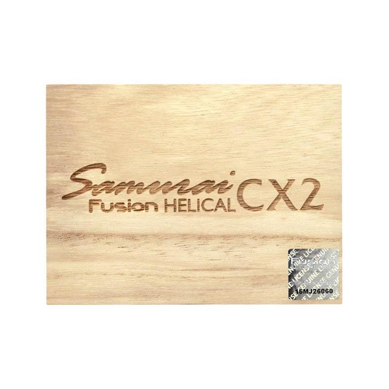Samurai Fusion HELICAL CX2 2BA【サムライ フュージョン ヘリカル ダーツ DARTS