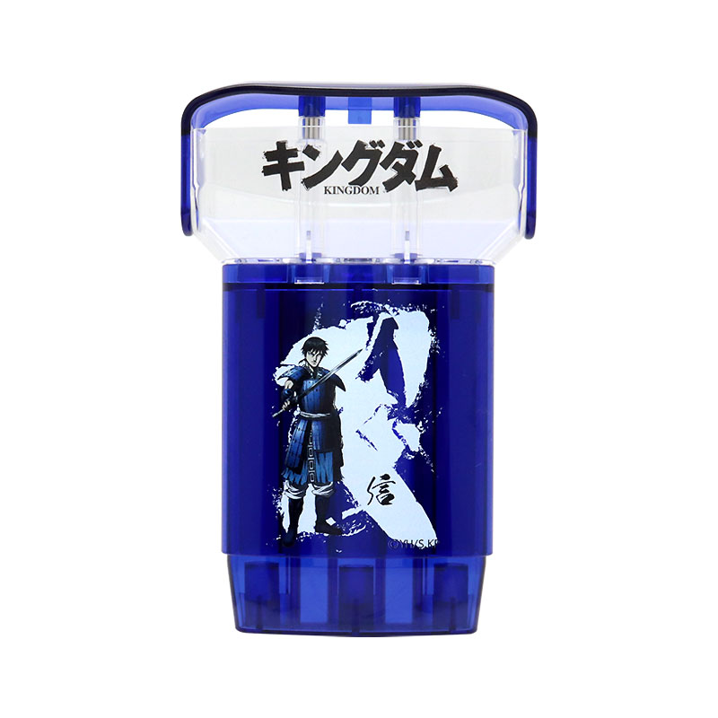 【OnlyJapan】ダーツハイブ・キングダム ダーツケース CASE-X 「信モデル」 (ダーツ ケース)