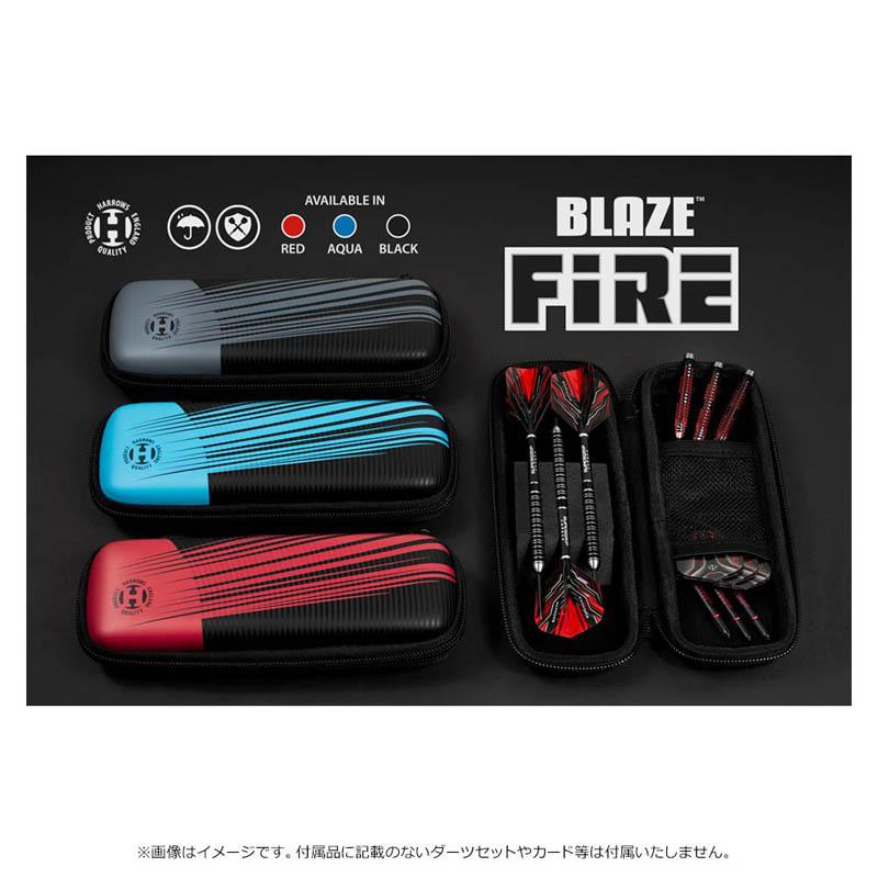 Harrows(ハローズ) BLAZE FIRE CASE(ブレイズファイアケース) (ダーツ ケース)