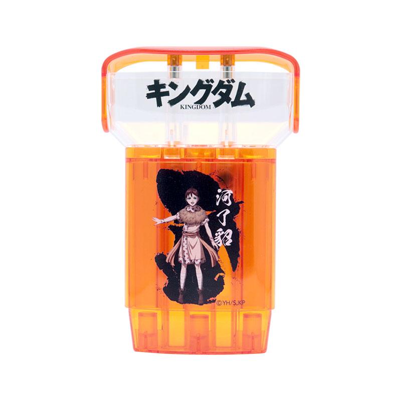 【OnlyJapan】ダーツハイブ・キングダム ダーツケース CASE-X 「河了貂モデル」 (ダーツ ケース)