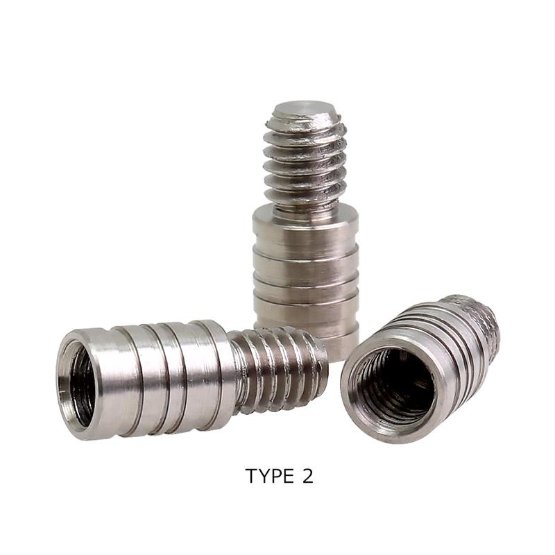 D.CRAFT(ディークラフト) BARREL EXTENSION TUNGSTEN(バレルエクステンション タングステン) (ダーツ アクセサリ)