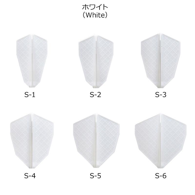 COSMO DARTS(コスモダーツ) Fit Flight Pro(フィットフライトプロ) Sシリーズ (ダーツ フライト)