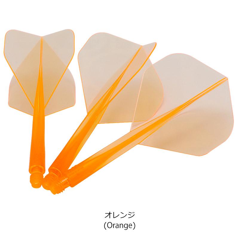 TRiNiDAD(トリニダード) CONDOR AXE(コンドルアックス) ネオンシリーズ スタンダード (ダーツ フライト)