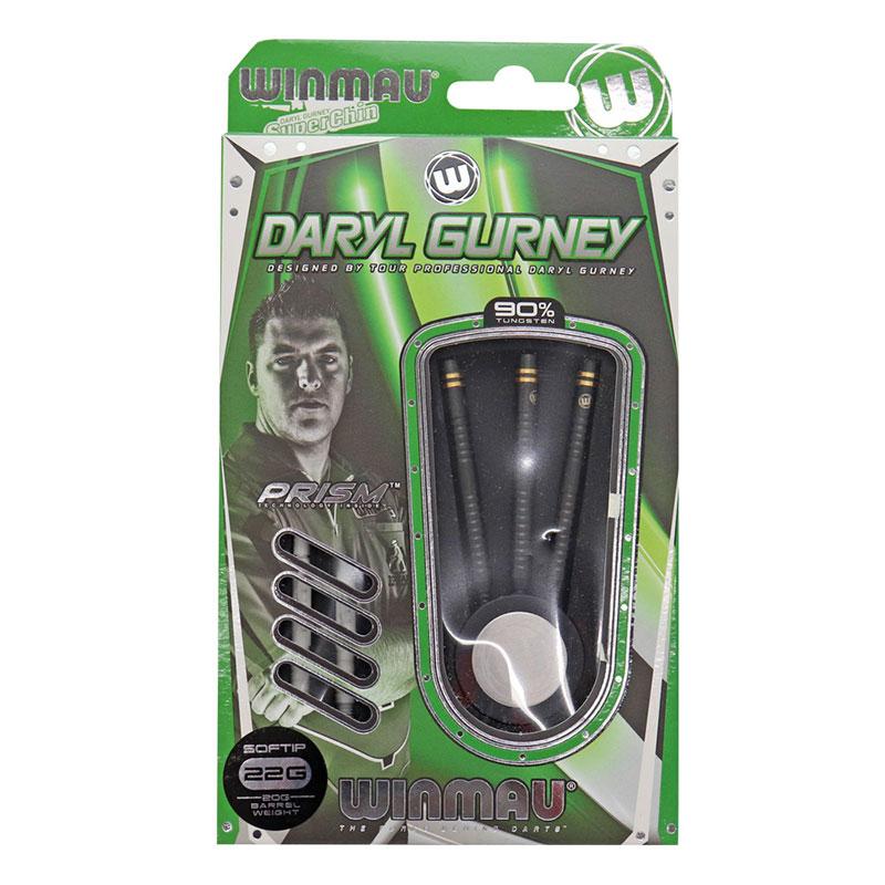Winmau(ウィンモウ) Daryl Gurney Black Special Edition 2BA ダリル・ガーニー選手モデル (ダーツ バレル)