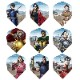 【予約商品 2021年6月22日発売予定】【Only Japan】ダーツハイブ・キングダム ダーツセット (ダーツ バレル)