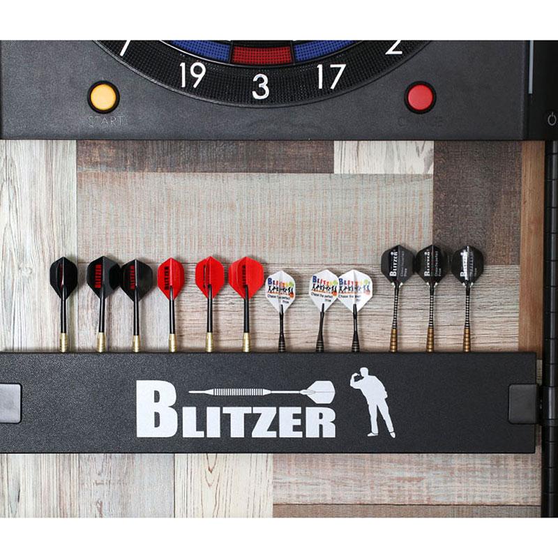 BLITZER(ブリッツァー) モニターダーツスタンド BSD27-BK (ダーツ ボード スタンド)
