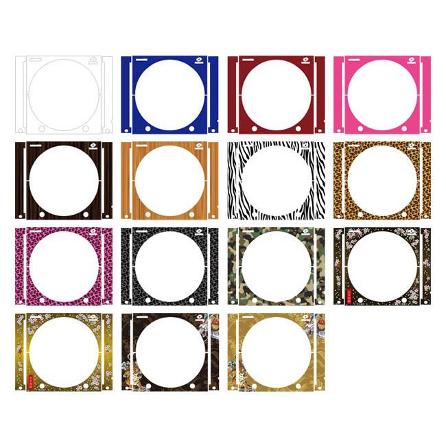 DARTSLIVE-200S カスタマイズステッカー (ダーツ ボード アクセサリ)