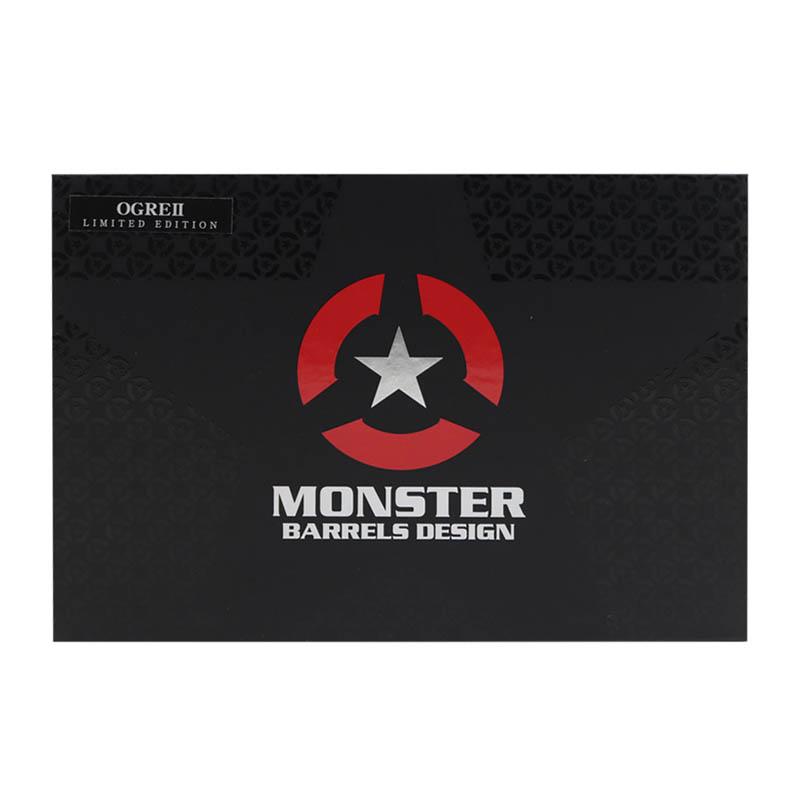 MONSTER(モンスター) OGRE2(オーガ2) 2BA LIMITED EDITION (ダーツ バレル)
