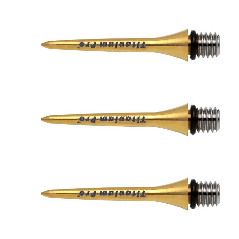TARGET Titanium Conversion Point 26mm Gold <109920> 【ターゲット コンバージョン ポイント ゴールド ソフトダーツ