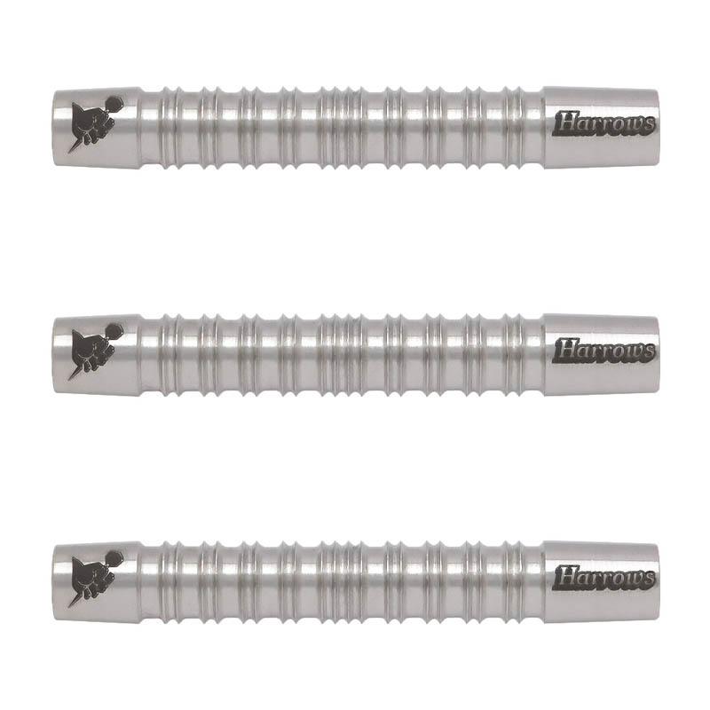 Harrows(ハローズ) SUPERGRIP(スーパーグリップ)90% 2BA (ダーツ バレル)