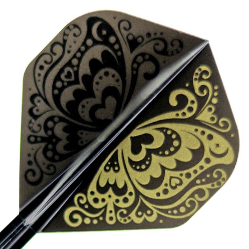 TRiNiDAD(トリニダード) CONDORフライト Swallowtail(スワローテイル) スタンダード 濱田緒里絵選手モデル (ダーツ フライト)