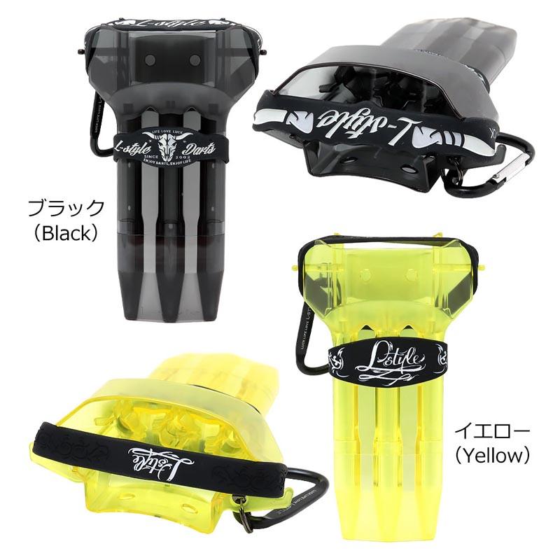 ダーツ ケースL-style ダーツケース KRYSTAL ONE(クリスタル ワン) 【エルスタイル DARTSCASE クリスタルワン