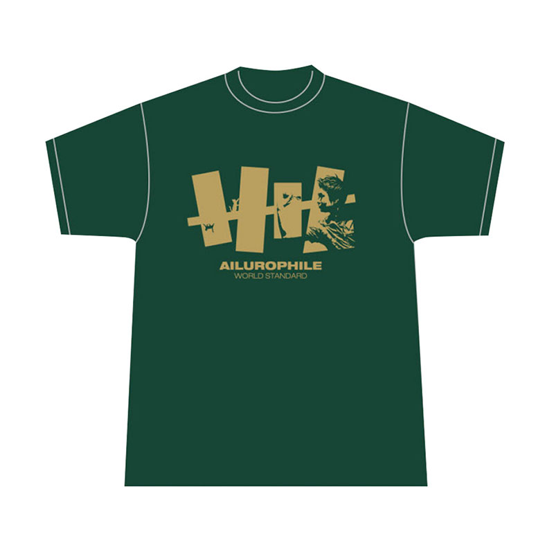 SHADE(シェイド) HARUKI MURAMATSU T-Shirt 2020 村松治樹選手コラボTシャツ グリーン (ダーツ アパレル)
