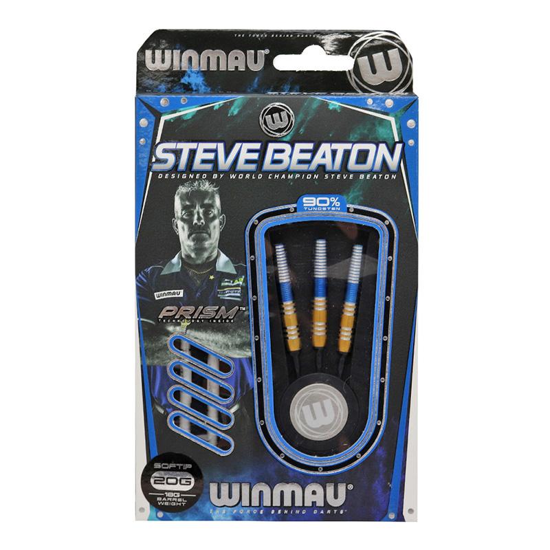 Winmau(ウィンモウ) Steve Beaton 2BA スティーブ・ビートン選手モデル (ダーツ バレル)