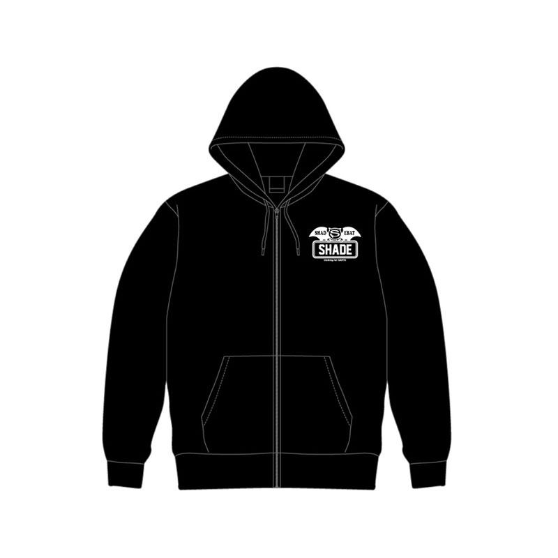 SHADE(シェイド) SHADEBAT カレッジロゴパーカー 2020 (ダーツ アパレル)