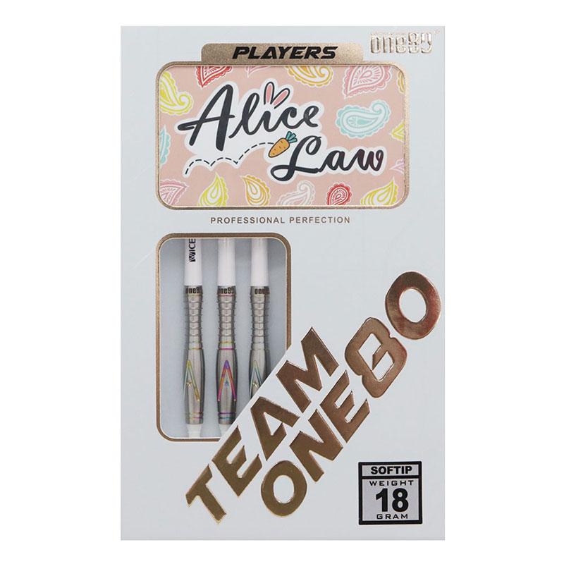 One80(ワンエイティ) Alice Law model 2BA アリス・ロー選手モデル (ダーツ バレル)