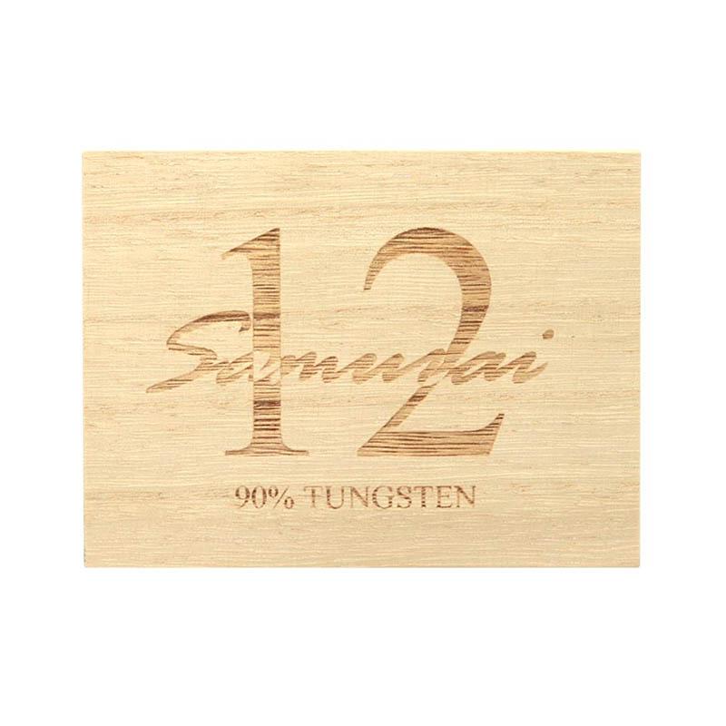 Samuraiダーツ Type12 SILVER 【サムライ 侍 タングステン TUNGSTEN 国産 国内 シャークカット SHARK ソフトダーツ SOFTDARTS