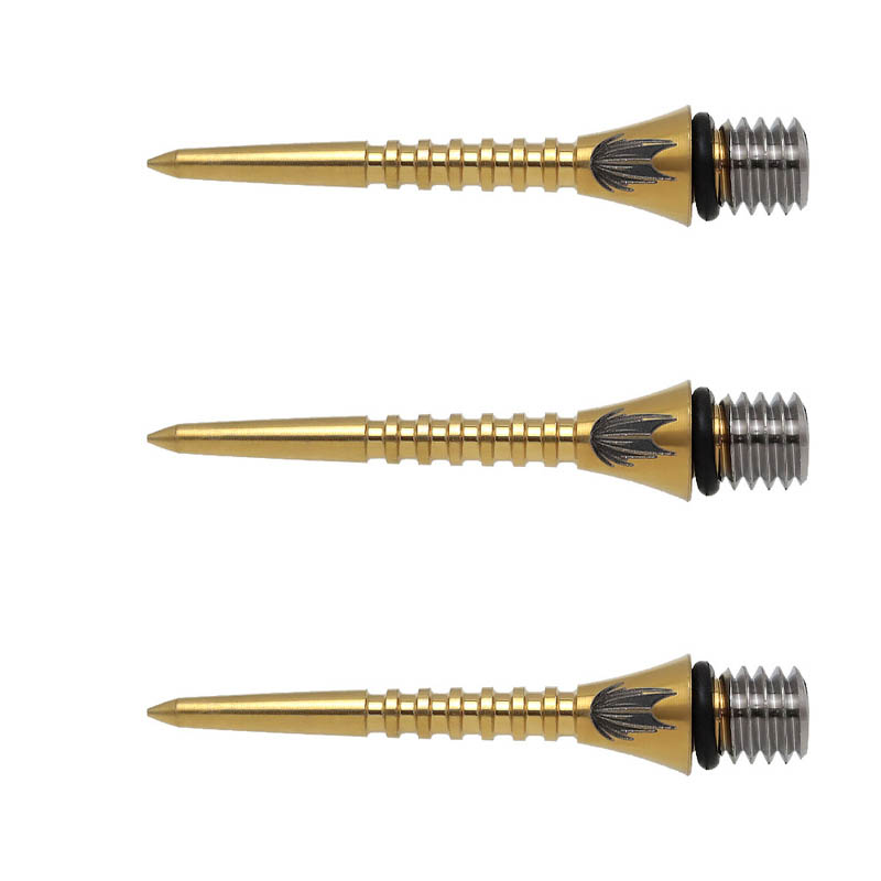TARGET Titanium Conversion Point 26mm Groove GOLD 【ターゲット チタニウム コンバージョンポイント グルーヴ