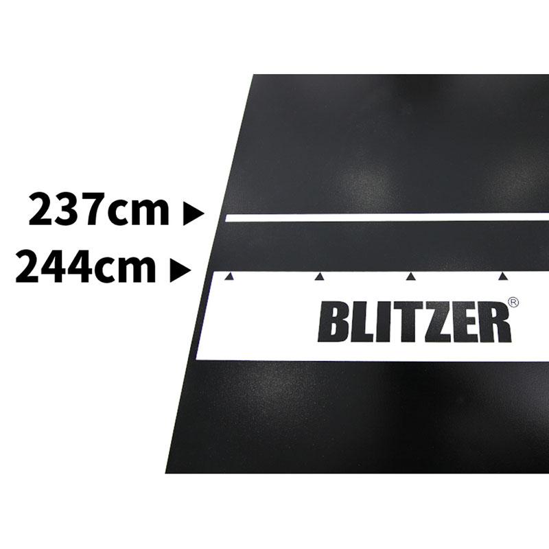 BLITZER(ブリッツァー) Heavy Duty Dart Mat(ヘビーデューティーダーツマット) BOP29-BK (ダーツ マット)