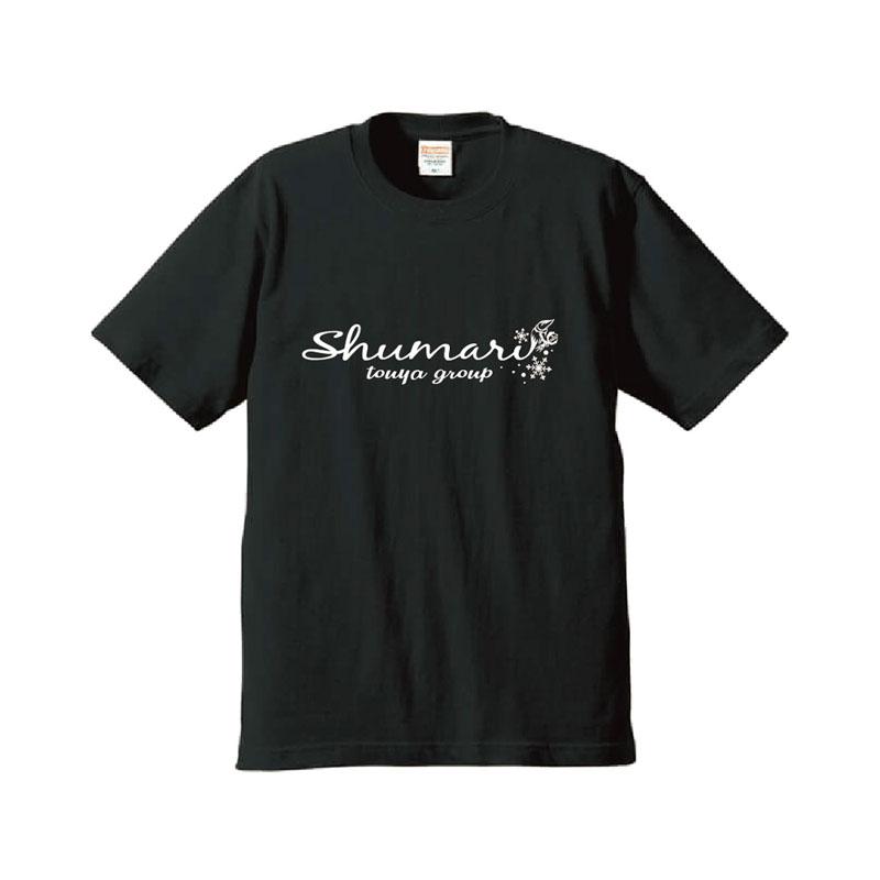 TIGA×SHADE(ティガ×シェイド) 坂井陽香コラボ Tシャツ ブラック (ダーツ アパレル)