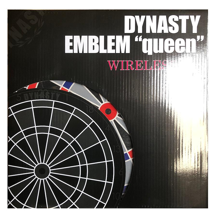 EMBLEM Queen Type-S WIRELESS 451 エンブレム・クイーン ワイヤレス [DYNASTY]